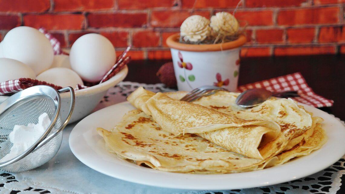 egészséges reggeli tojás
